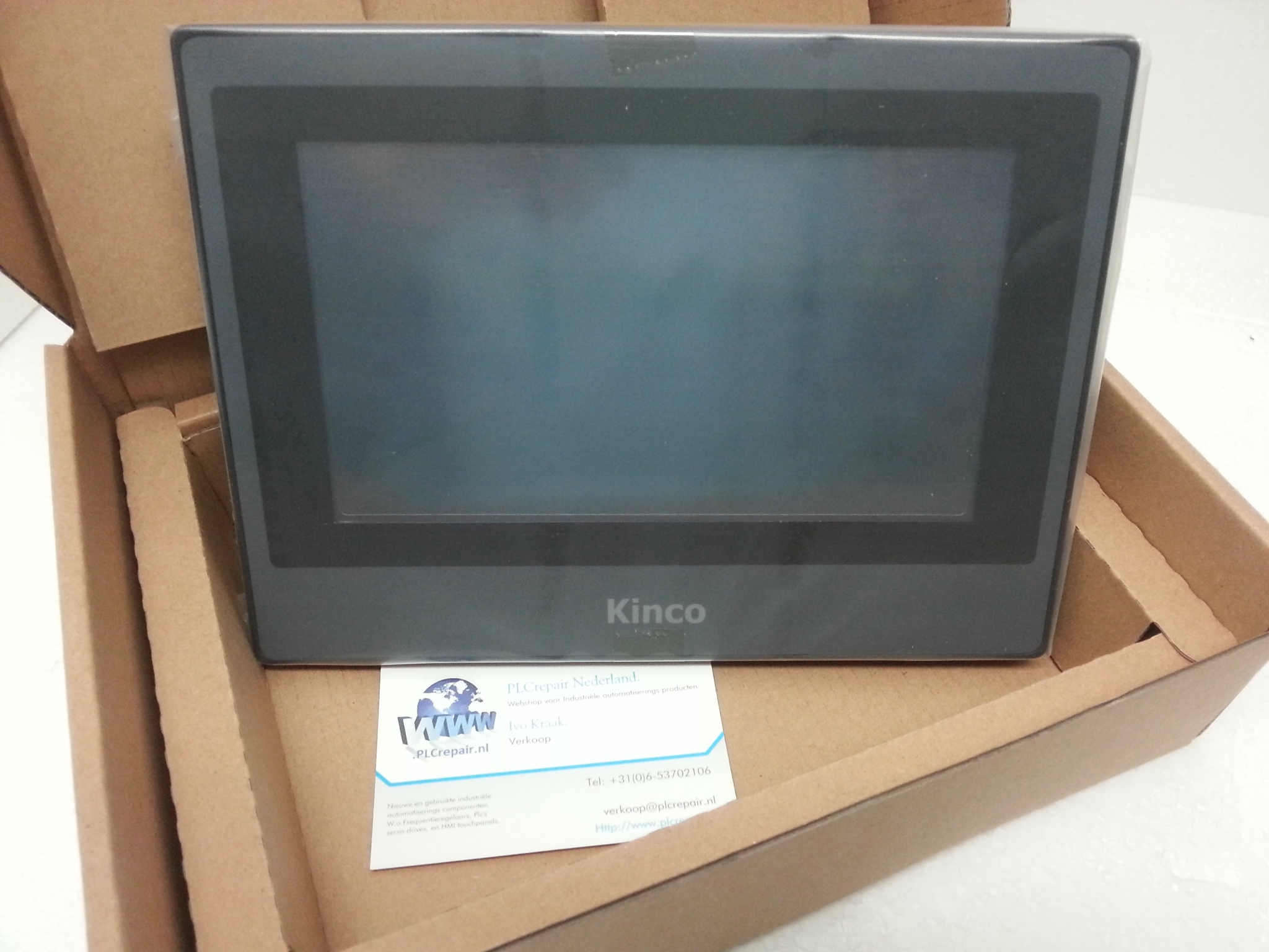 "MT4434T Kinco HMI touch panel 7""Inch."