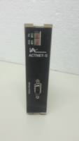Actnet-S Communication Card Used.