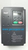 CHV100-2R2G4 2,2 KW closed loop vector controll drive