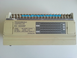 EC2-60HRP plc unit Hitachi.