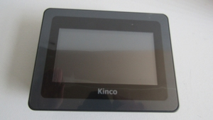 HP043-20DT Kinco HMI touch panel with on board i/o 24VDC