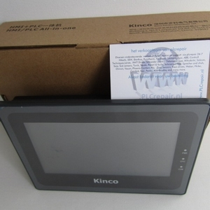 """HP070-33DT HMI PLC 7"""" touch panel with onboard i/o 24VDC"""