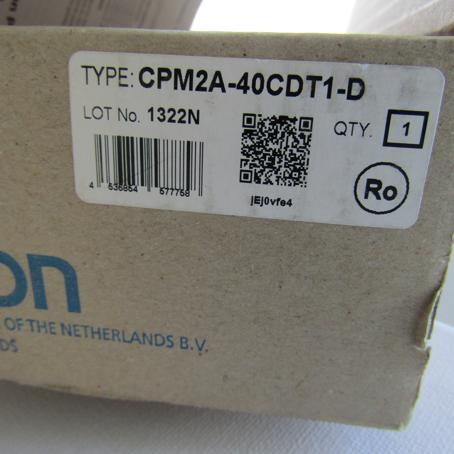 CPM2A-40CDT1-D Omron programmable controller