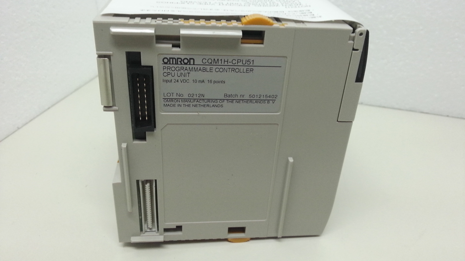 CQM1H-CPU51 Omron cpu unit new