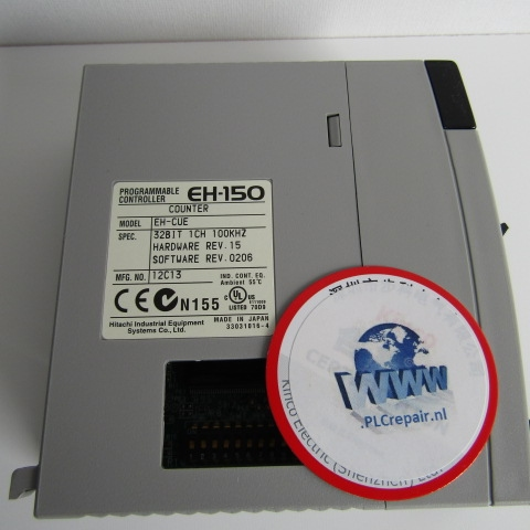 EH CUE counter module EH150 series