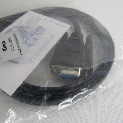 Kinco CM880 Stepper motor drive programming cable