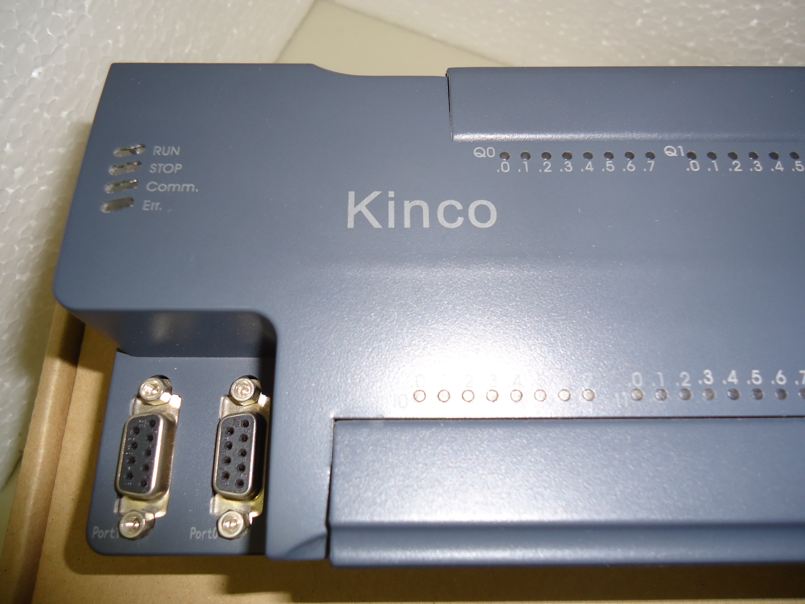 Kinco K3 PLC CPU module 308-40AX DC24 in/out