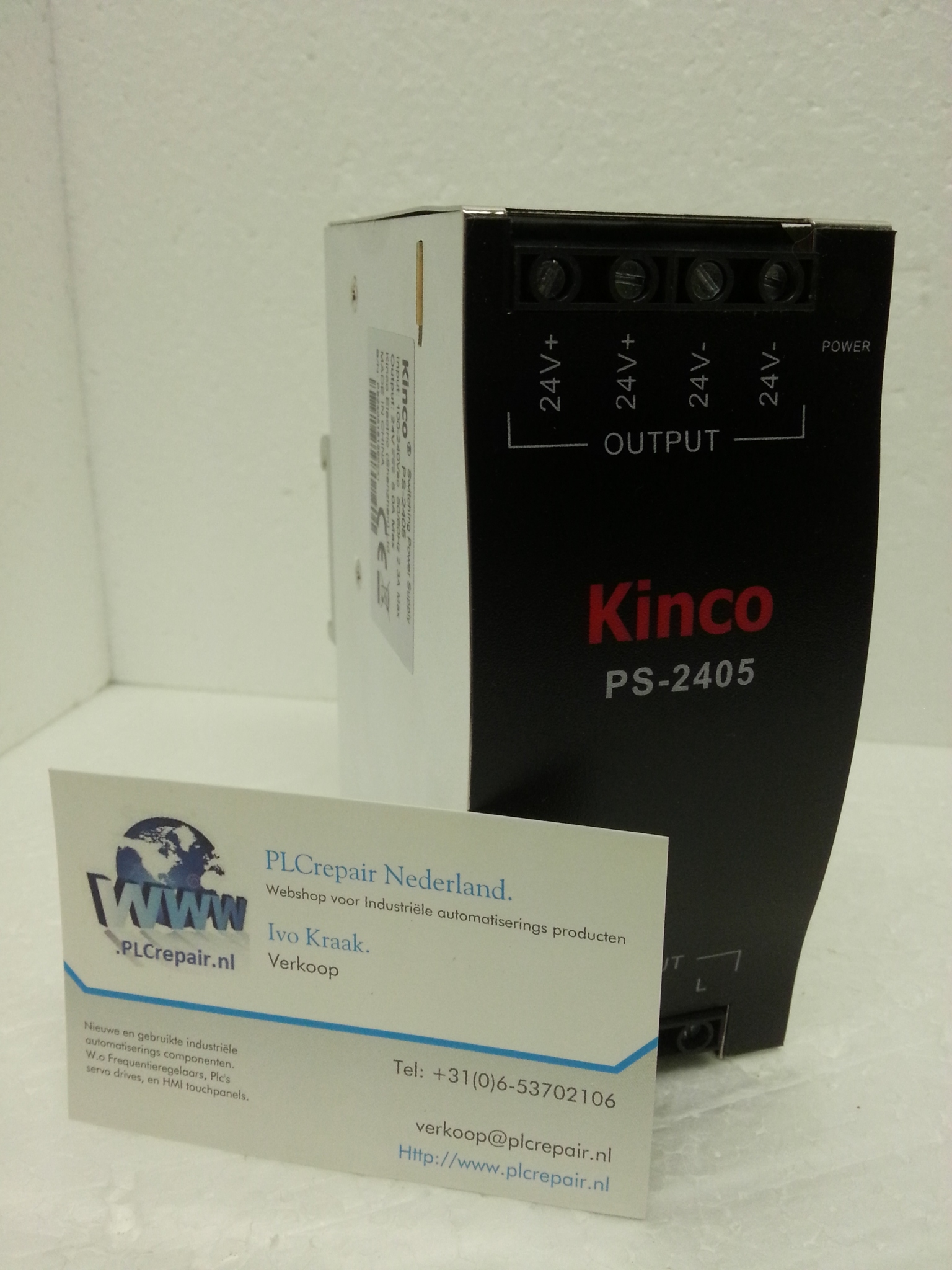 PS2405 24Vdc-5A power supply Kinco